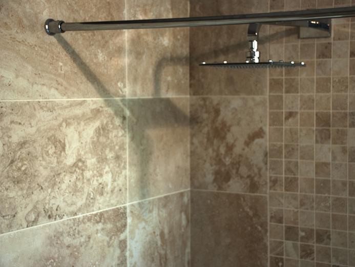 bathroom tiles in the shower