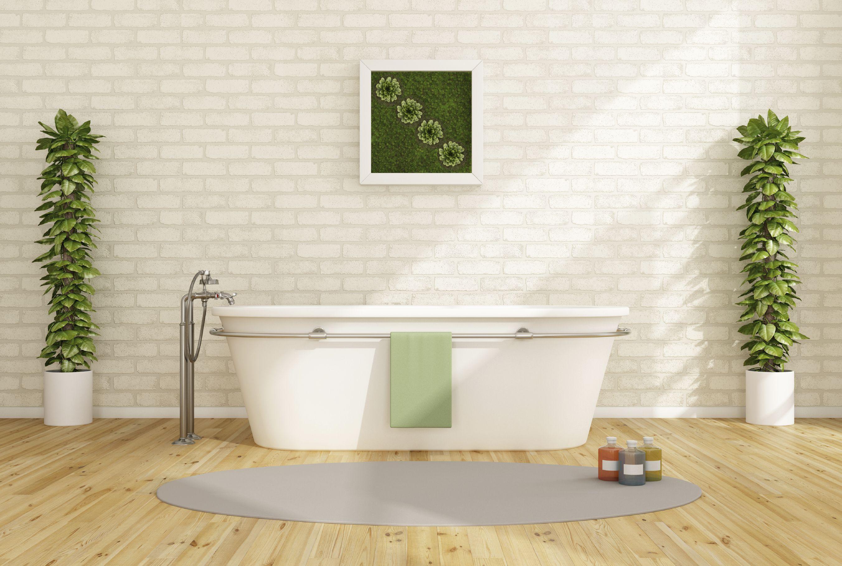 Bathtub - Green