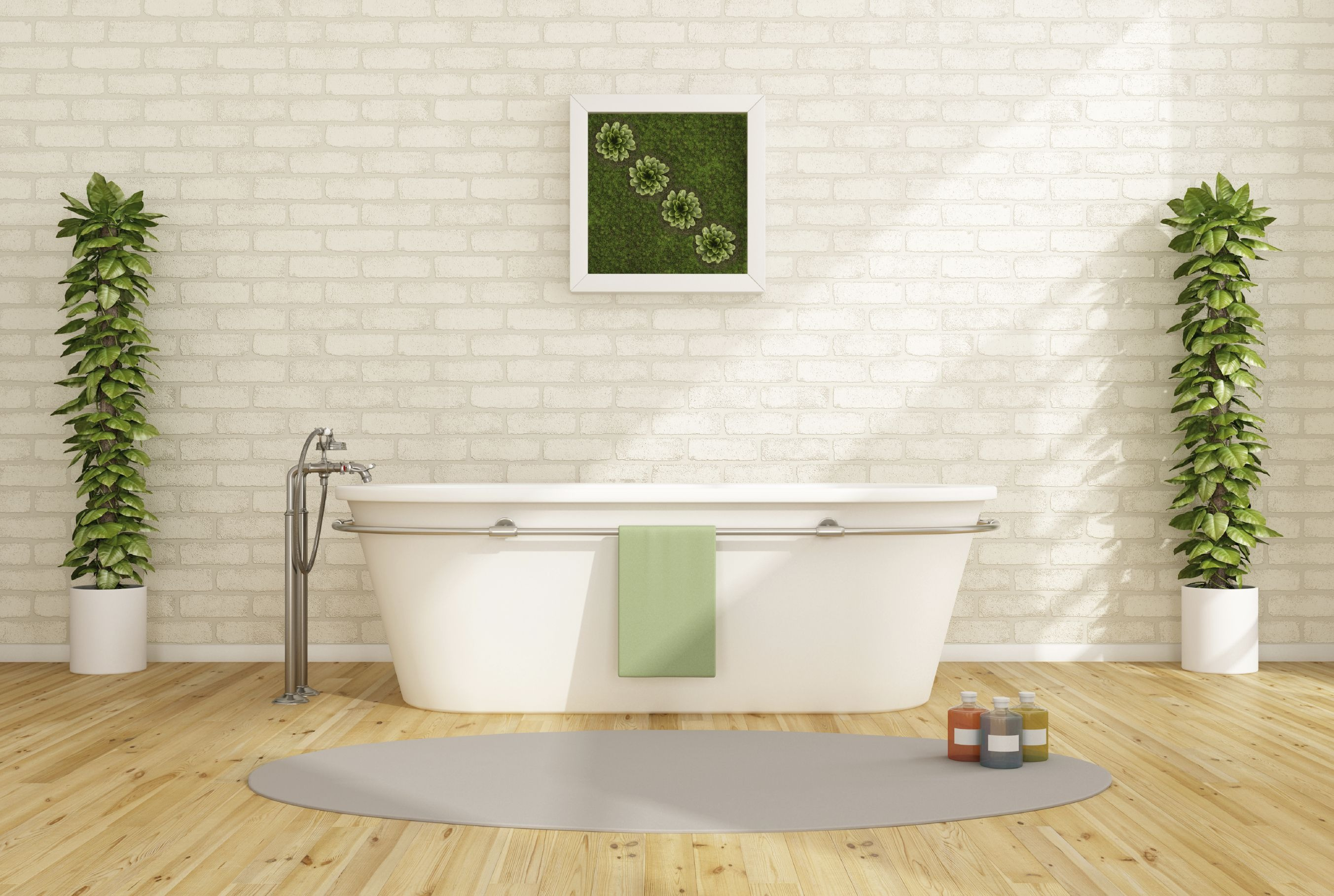 Bathtub - Green
