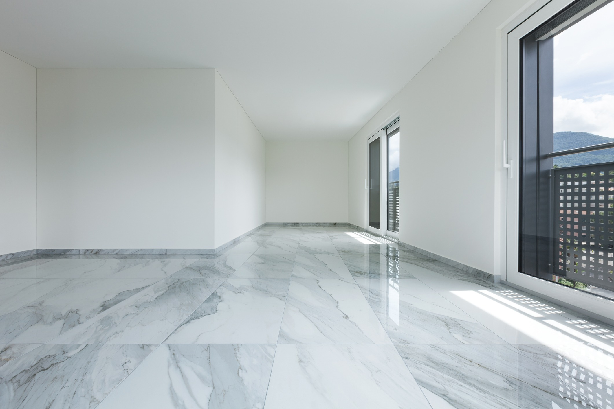 Light Floor Tiles
