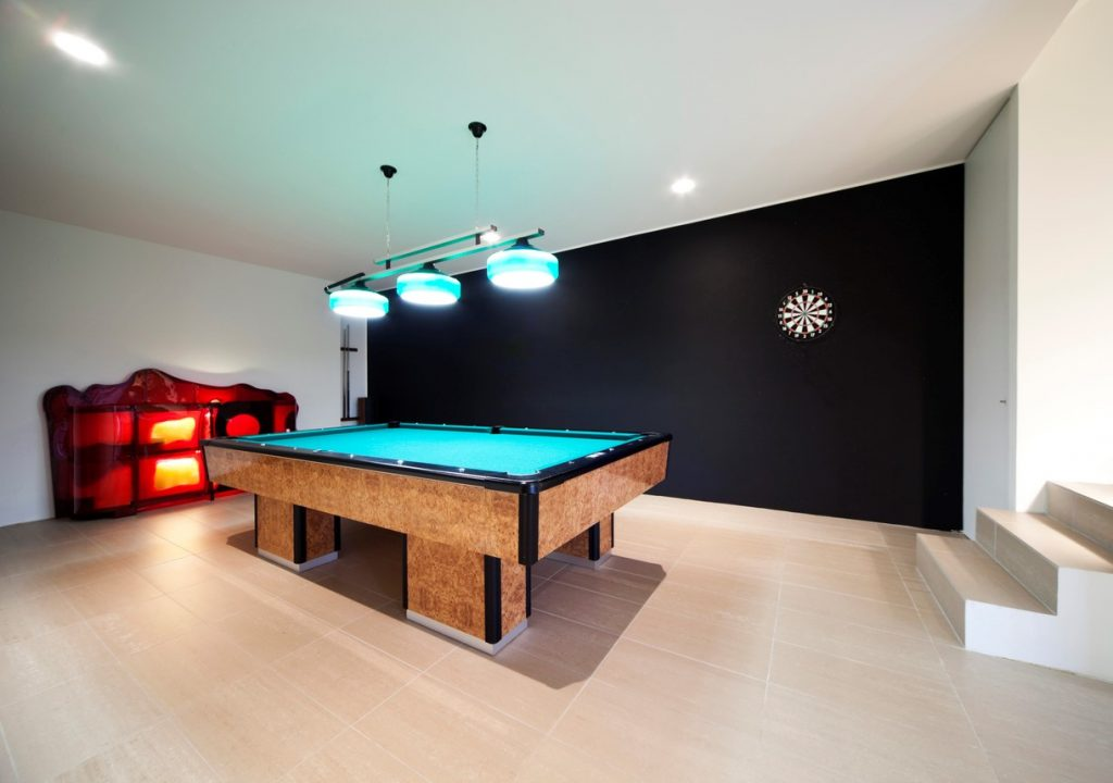 Man Cave In Home