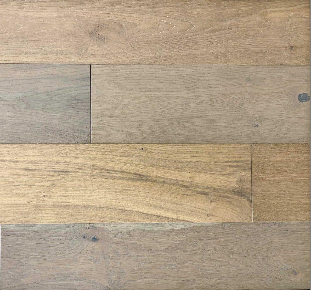 Engineered hardwood flooring board